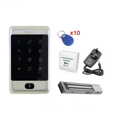 Touch Door Access Panel RFID System