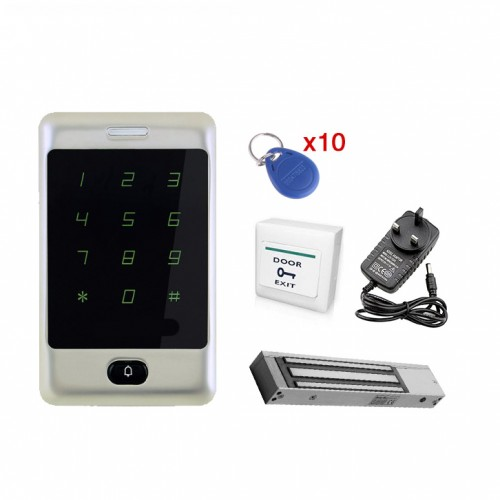 Axoul Security Door Access System