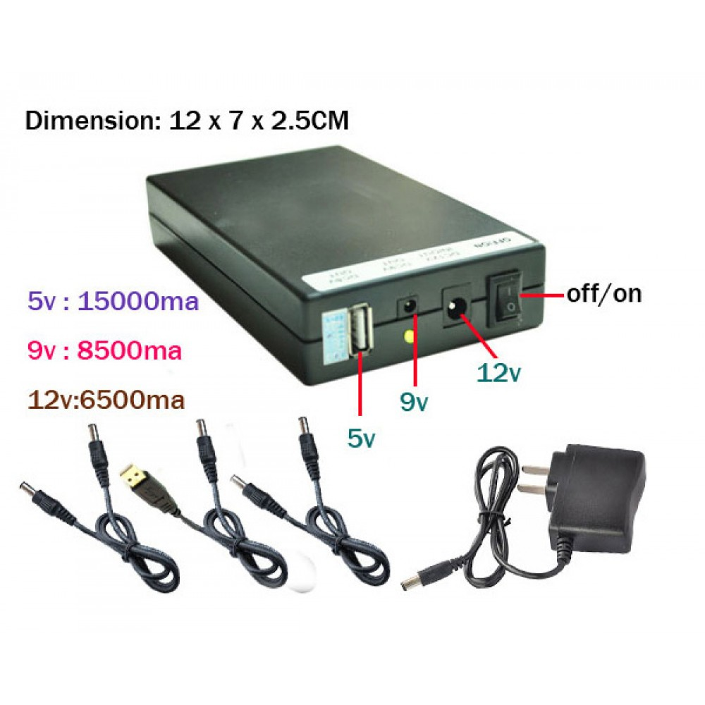 Backup Battery For Home Security System