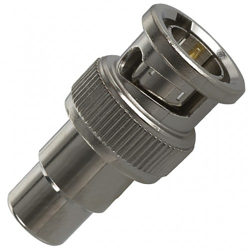 BNC Male to RCA Female Adapter
