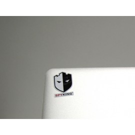 Spyking Waterproof Vinyl Sticker (5 Pieces)
