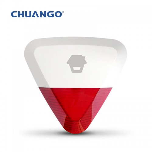 Chuango WS-280 Wireless Outdoor Strobe Siren