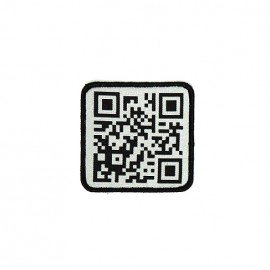 Spyking QR Code Patch