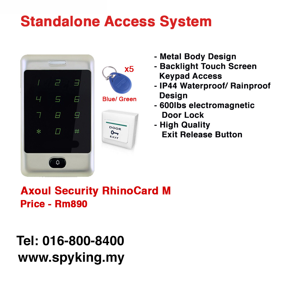 Door Access Installation Service For Kuching Electronic Release