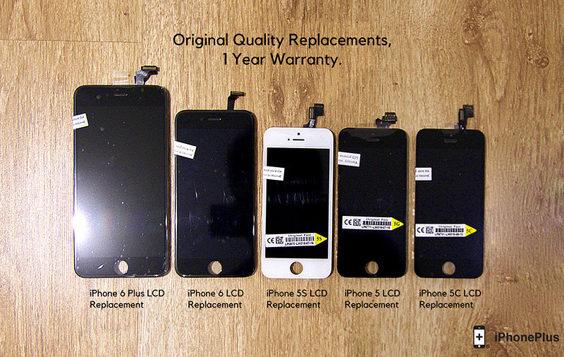 About Our Screen Replacements  We provide Original Parts backed by our  warranty services. If anything fails we got you covered. iPhone ... 780d97a5fd