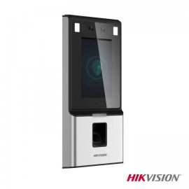 Hikvision DS-K1T604MF 7inch 2MP Face Recognition with Optical Fingerprint and Mifare card Terminal